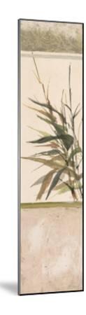 Scrolled Textural Grass III-Chris Paschke-Mounted Art Print