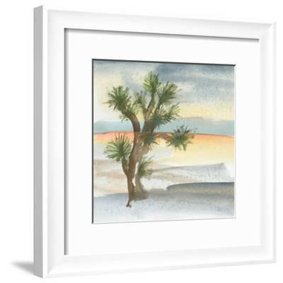 Desert Joshua Tree Cool-Chris Paschke-Framed Art Print