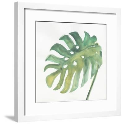 Tropical Palm IV-Chris Paschke-Framed Art Print