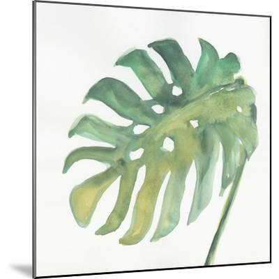 Tropical Palm IV-Chris Paschke-Mounted Art Print