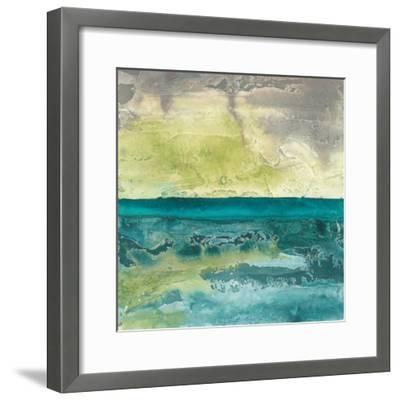 Beyond the Horizon I-Chris Paschke-Framed Art Print