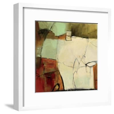 Study No. 126-CJ Anderson-Framed Art Print
