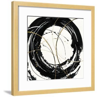 Circular Web-Chris Paschke-Framed Art Print