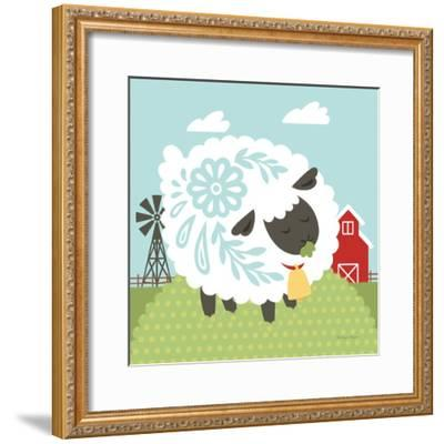 Little Farm I-Cleonique Hilsaca-Framed Art Print