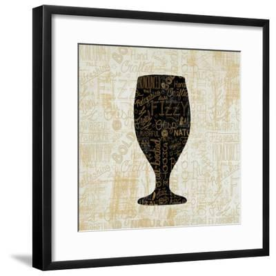 Cheers for Beers Goblet-Cleonique Hilsaca-Framed Art Print