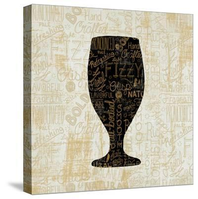 Cheers for Beers Goblet-Cleonique Hilsaca-Stretched Canvas Print