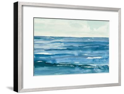 Seascape III-Chris Paschke-Framed Art Print