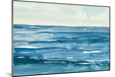 Seascape III-Chris Paschke-Mounted Art Print