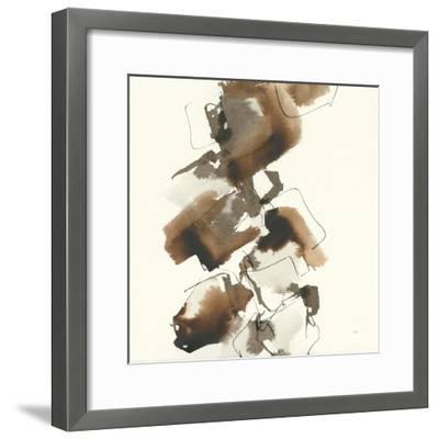 Stacked II-Chris Paschke-Framed Art Print