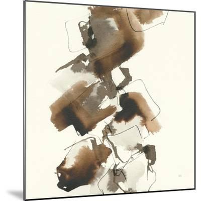 Stacked II-Chris Paschke-Mounted Art Print