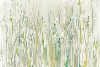 Autumn Grass Green-Avery Tillmon-Framed Art Print
