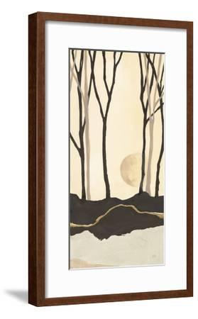 Silhouette III-Chris Paschke-Framed Art Print