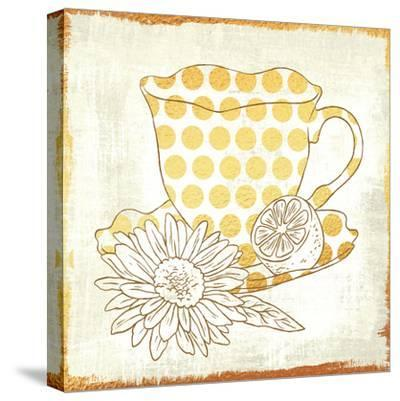Chamomile Lemon Tea-Cleonique Hilsaca-Stretched Canvas Print