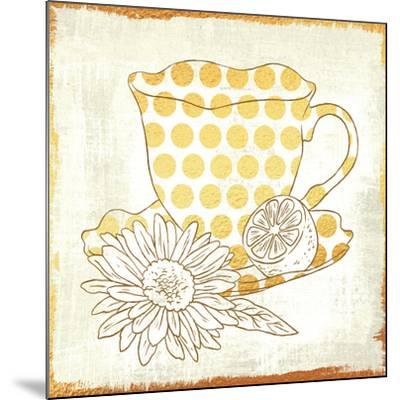 Chamomile Lemon Tea-Cleonique Hilsaca-Mounted Art Print