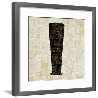 Cheers for Beers Pilsner-Cleonique Hilsaca-Framed Art Print