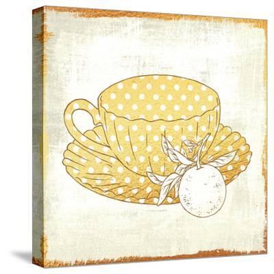 Earl Grey Tea-Cleonique Hilsaca-Stretched Canvas Print