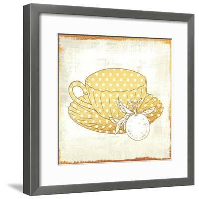 Earl Grey Tea-Cleonique Hilsaca-Framed Art Print