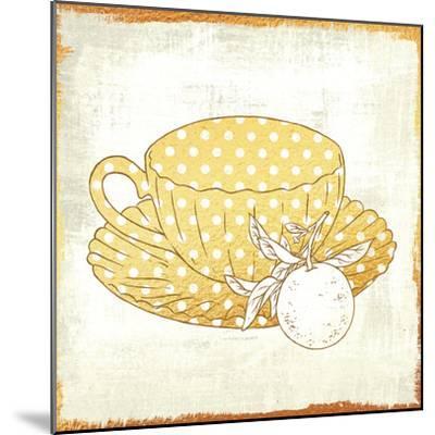 Earl Grey Tea-Cleonique Hilsaca-Mounted Art Print