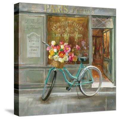 French Flowershop-Danhui Nai-Stretched Canvas Print