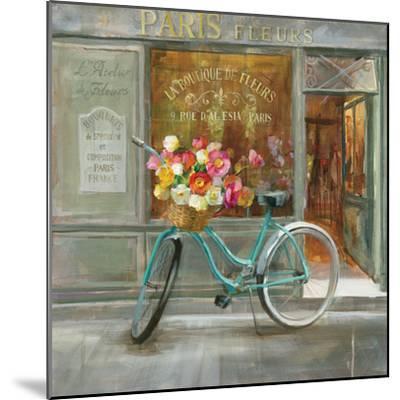 French Flowershop-Danhui Nai-Mounted Art Print