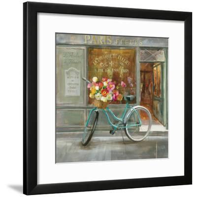 French Flowershop-Danhui Nai-Framed Art Print