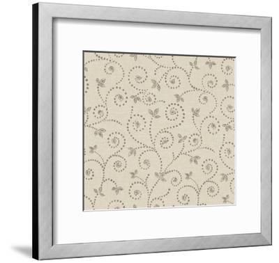 Batik IV Patterns-Daphne Brissonnet-Framed Art Print