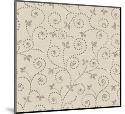 Batik IV Patterns-Daphne Brissonnet-Mounted Art Print