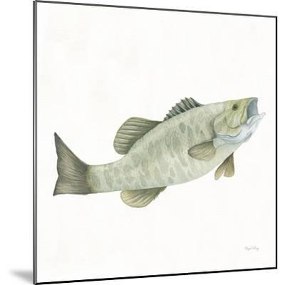 Gone Fishin Small Mouth-Elyse DeNeige-Mounted Art Print