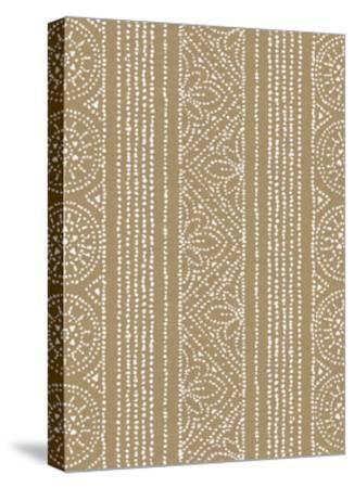 Batik II Patterns-Daphne Brissonnet-Stretched Canvas Print