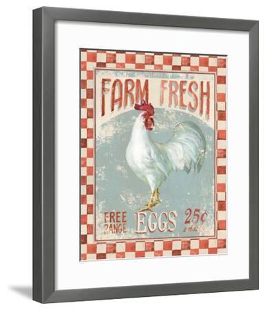 Farm Nostalgia VII-Danhui Nai-Framed Art Print