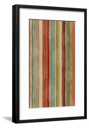 Mumbai Rainbow II Crop-Daphne Brissonnet-Framed Art Print