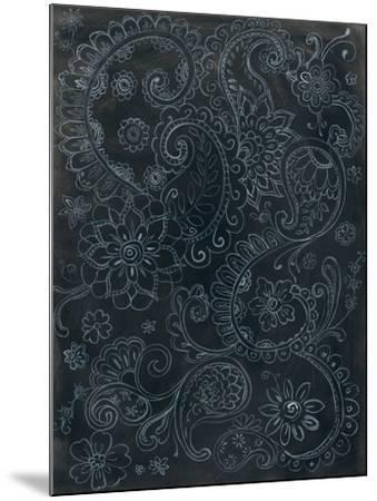 Paisley Swirl-Danhui Nai-Mounted Art Print