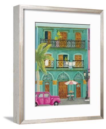 Havana III-Elyse DeNeige-Framed Art Print