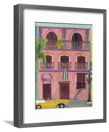 Havana II-Elyse DeNeige-Framed Art Print