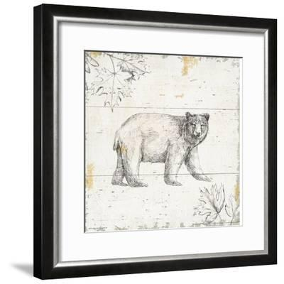 Wild and Beautiful VII-Daphne Brissonnet-Framed Art Print