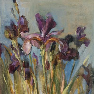 Spring Iris I-Danhui Nai-Framed Art Print
