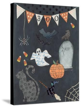 Halloween Whimsy II-Courtney Prahl-Stretched Canvas Print