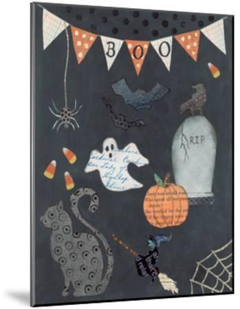 Halloween Whimsy II-Courtney Prahl-Mounted Art Print