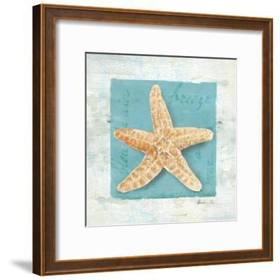 Shades of Blue II-Danhui Nai-Framed Art Print