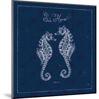 Underwater Life XIII-Daphne Brissonnet-Mounted Art Print