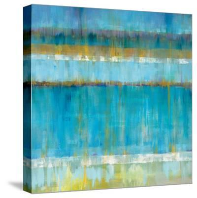 Abstract Stripes-Danhui Nai-Stretched Canvas Print