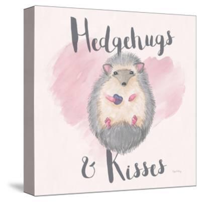 My Furry Valentine III Sq-Elyse DeNeige-Stretched Canvas Print