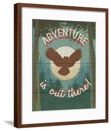 Discover the Wild IV-Janelle Penner-Framed Art Print