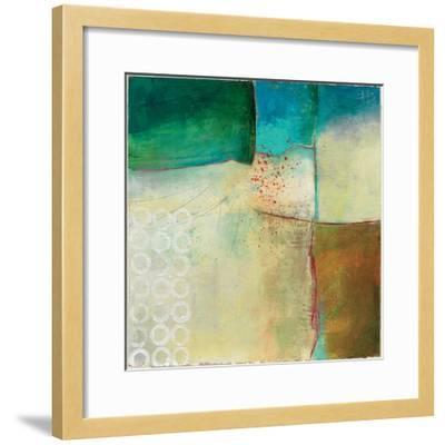 Circles III-Jane Davies-Framed Art Print
