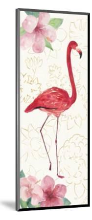Tropical Fun Bird VI-Harriet Sussman-Mounted Art Print