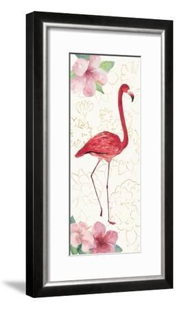 Tropical Fun Bird VI-Harriet Sussman-Framed Art Print