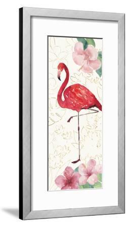 Tropical Fun Bird VII-Harriet Sussman-Framed Art Print