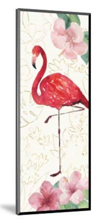 Tropical Fun Bird VII-Harriet Sussman-Mounted Art Print