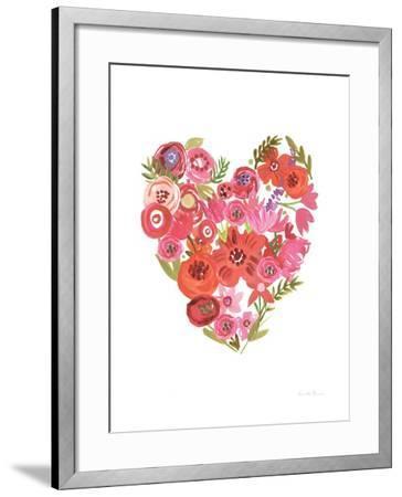 Valentine Chic II no Words-Farida Zaman-Framed Art Print