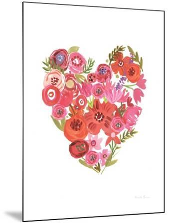 Valentine Chic II no Words-Farida Zaman-Mounted Art Print
